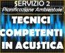 Tecnici competenti in Acustica