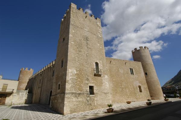 Castello di Alcamo (Trapani)