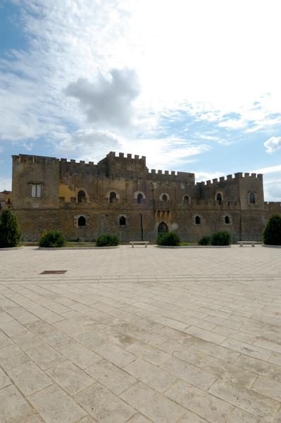 Castello di Partanna (Trapani)