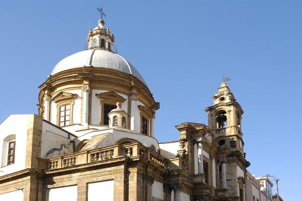 Chiesa san Francesco Saverio (PA)