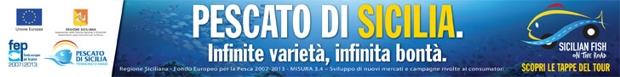 Logo Banner Sicilian Fish