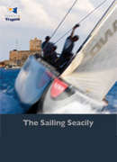 The sailing Seacily (Trapani)