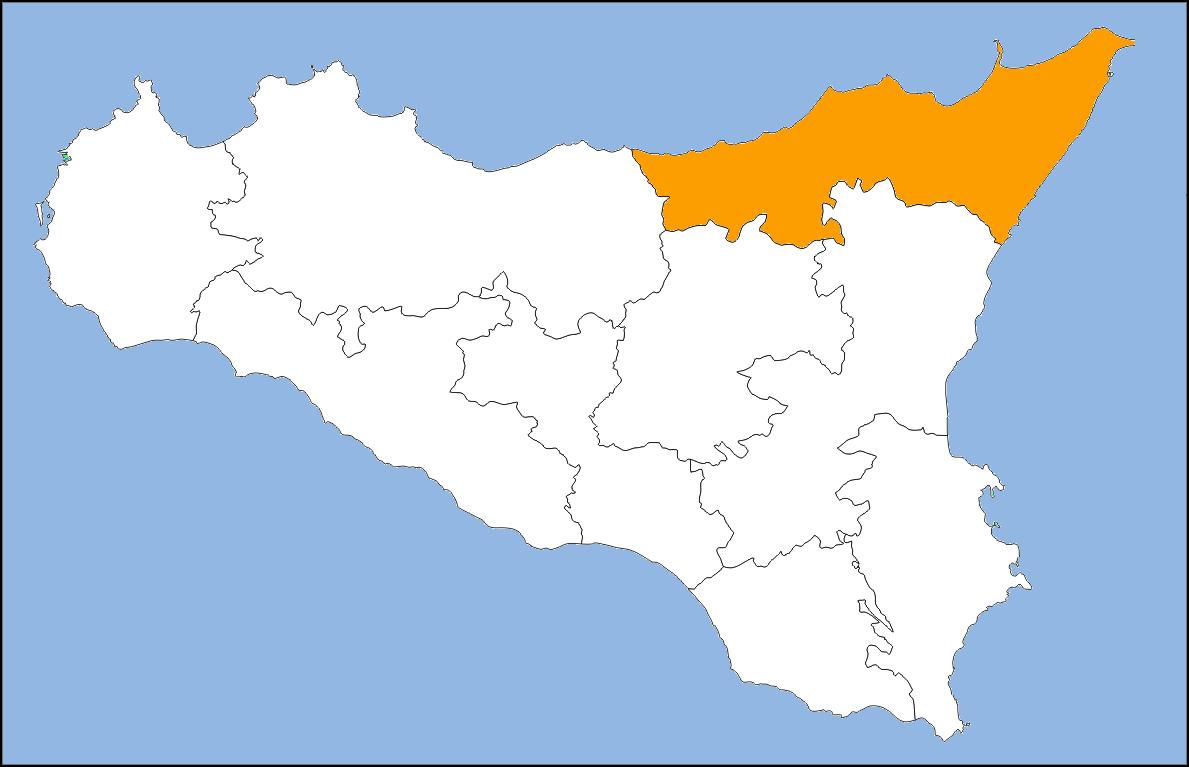Regione siciliana sito ufficiale for Volantino despar messina e provincia