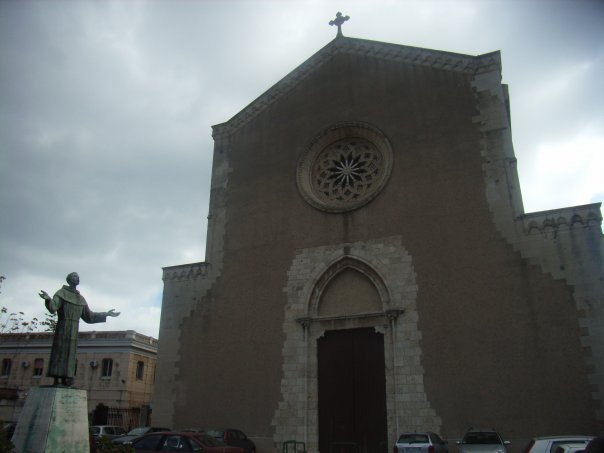 Chiesa San Francesco all'Immacolata Messina