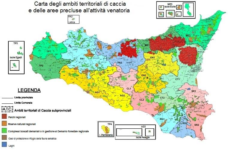 Gazzetta Ufficiale Calendario Venatorio Sicilia.Regione Siciliana Sito Ufficiale