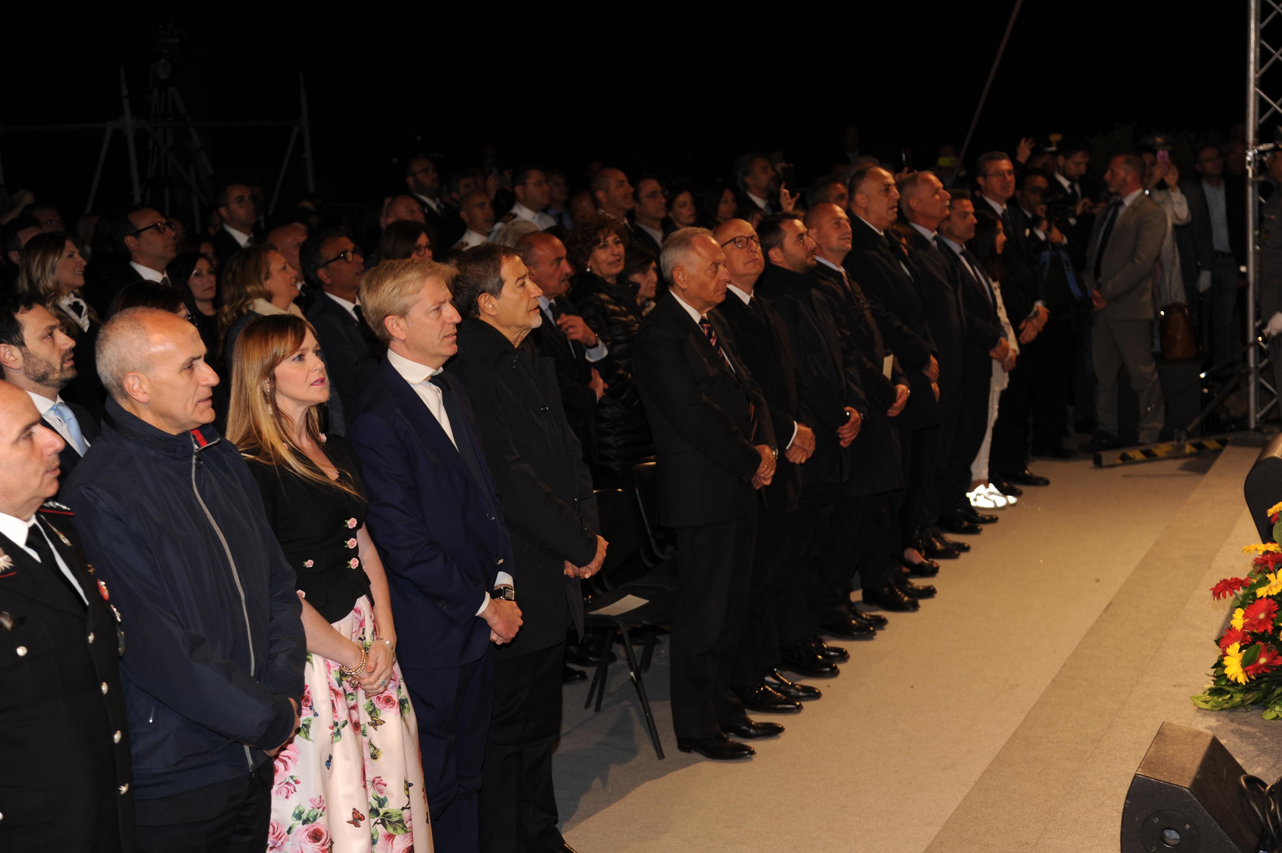 72esimo Anniversario dell'Autonomia Siciliana - immagine 1