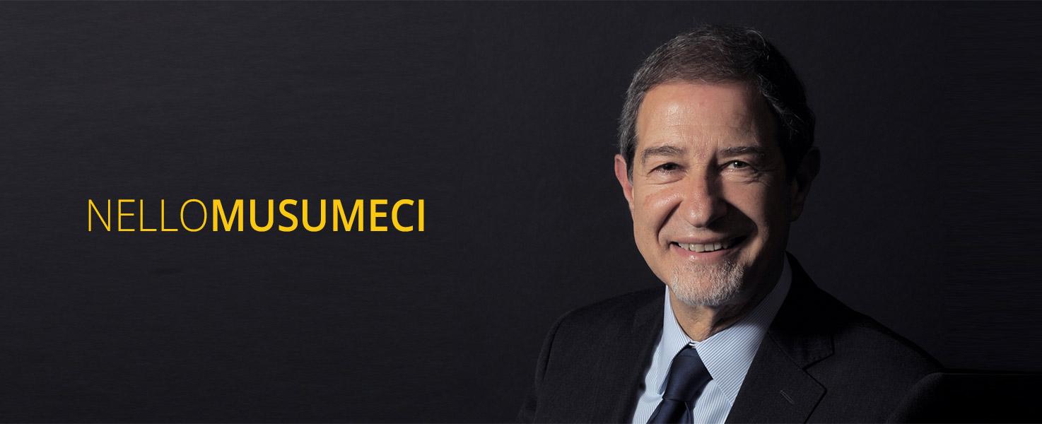 Il presidente della Regione Siciliana