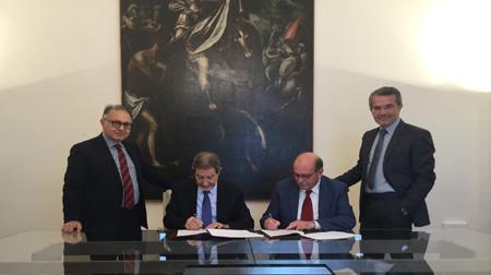 Diga Pietrarossa: firmato accordo con il ministero