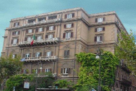 Palazzo Pintacuda- via Caltanissetta, n. 2/e - 90141 Palermo