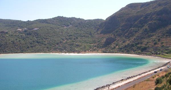 Pantelleria, via alla gara per consolidare costoni rocciosi su acque termali