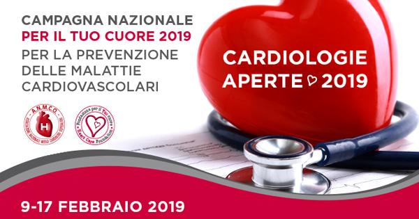Al via dalla Sicilia la campagna di prevenzione malattie cardiovascolari