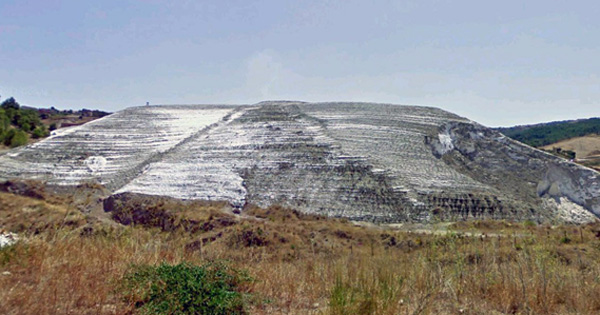 Miniera di Bosco, avviato l'iter per smaltire il sale