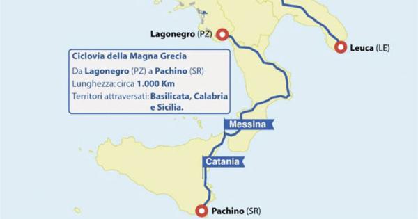 Cicloturismo: la Sicilia nel circuito della
