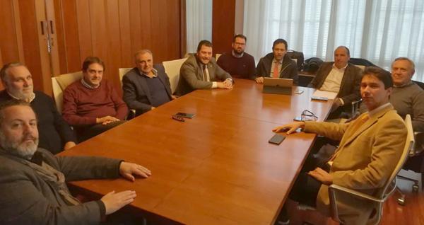 Razza incontra gli Ordini provinciali