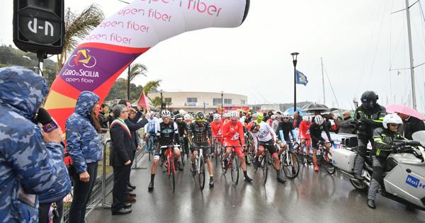 Giro di Sicilia, a Milazzo vince Stacchiotti