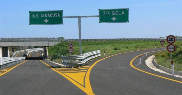 VIABILITÁ - Autostrada Siracusa-Gela, Ue conferma 48 mln