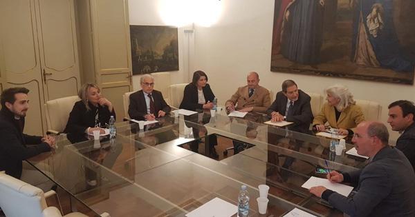 BLUTEC - Vertice con i sindaci sul dopo Fiat a Termini