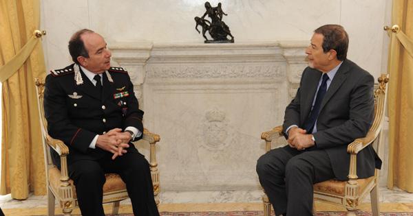 LEGALITÀ - Finanziata ristrutturazione 2 caserme dei carabinieri