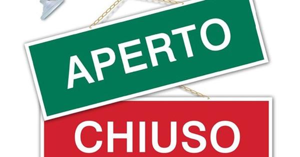 ATTIVITÀ PRODUTTIVE - Aperture festive, Turano: Decidano le Regioni