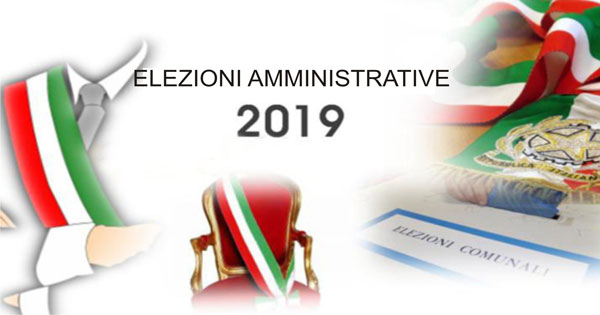 AMMINISTRATIVE 2019 - Ecco i risultati nei 34 Comuni dell' Isola