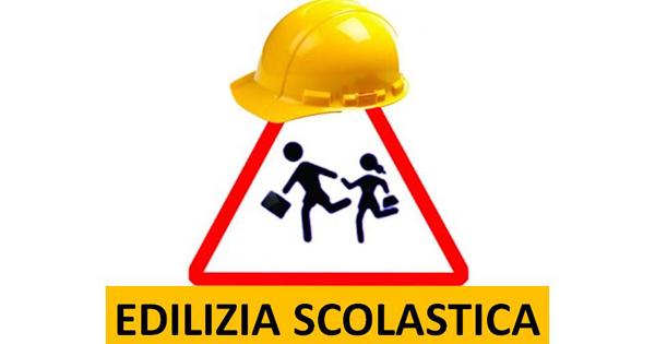 EDILIZIA SCOLASTICA - In arrivo 235 milioni per la messa in sicurezza
