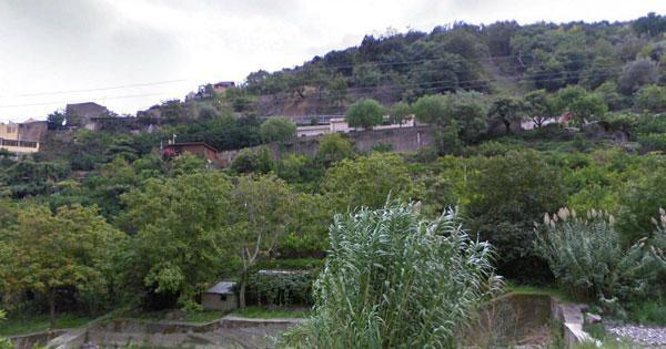 DISSESTO IDROGEOLOGICO - Itala, si progetta protezione centro abitato