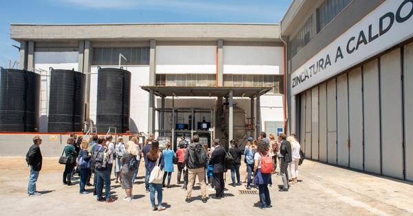 FONDI UE - Esperti di comunicazione visitano progetti a Carini