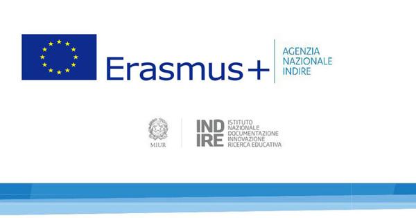 ERASMUS + - Internazionalizzazione, accordo con
