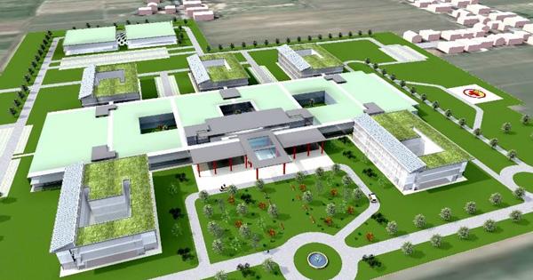 OSPEDALE DI SIRACUSA - Consegnata relazione su aree nuova sede
