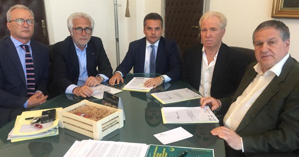 AGRICOLTURA - Bandiera incontra il ministro Centinaio
