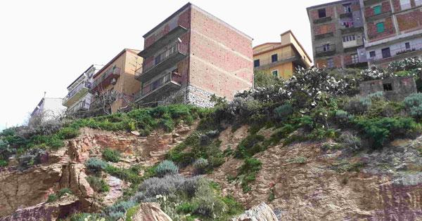 DISSESTO IDROGEOLOGICO - San Marco d'Alunzio, 4 mln per il centro abitato
