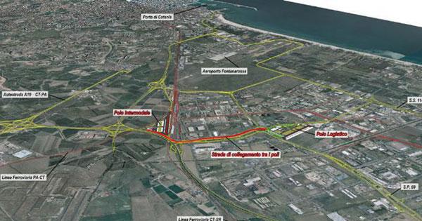 INFRASTRUTTURE - Interporto di Catania, gestione alla Lct per 9 anni