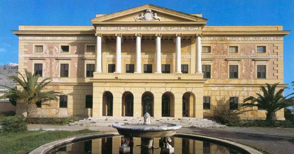DEMANIO REGIONALE - Villa Belmonte a Palermo diventa sede del Cga