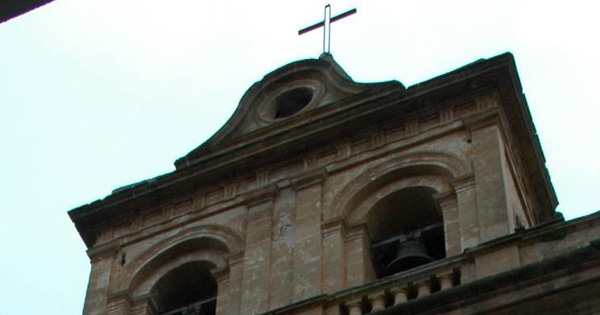 BENI CULTURALI - Francofonte, si restaura la Chiesa del Carmine