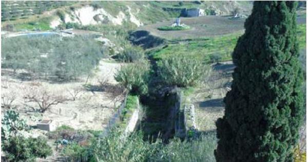DISSESTO IDROGEOLOGICO - Ravanusa, si consolida la zona est del centro abitato