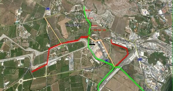 DISSESTO IDROGEOLOGICO - Siracusa, si progetta canale di gronda