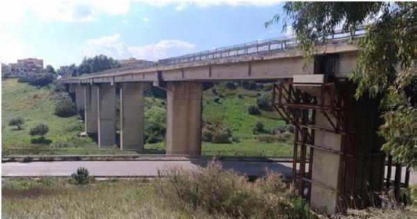 DISSESTO IDROGEOLOGICO - Sciacca, si progetta il viadotto Cansalamone