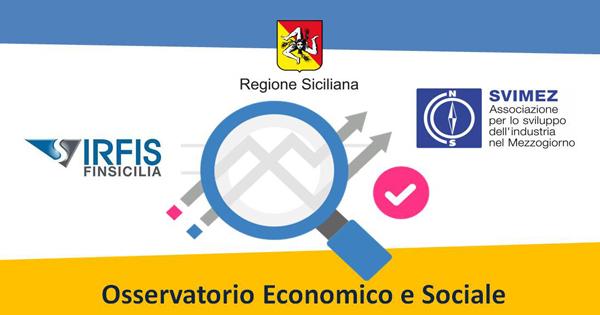 Nasce l'Osservatorio Economico e Sociale sulla Sicilia