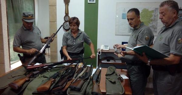 CORPO FORESTALE - Caccia in aree protette, 9 denunce nel Palermitano