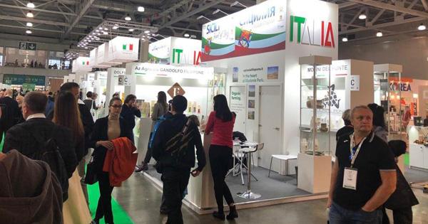 INTERNAZIONALIZZAZIONE - Venti aziende siciliane al World food di Mosca