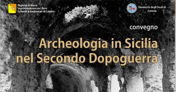 BENI CULTURALI - L'archeologia in Sicilia nel secondo dopoguerra