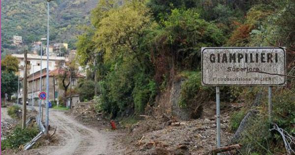 ALLUVIONE MESSINA - Gli interventi della Protezione civile regionale