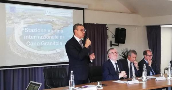 CAPO GRANITOLA - Cnr, inaugurata nuova Stazione marina