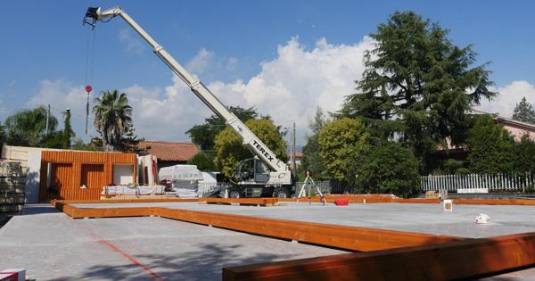 ACIREALE - Pronta la scuola di Pennisi danneggiata dal sisma