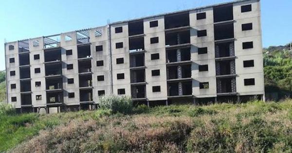 OPERE INCOMPIUTE - Messina, 4 milioni per gli alloggi a San Giovannello
