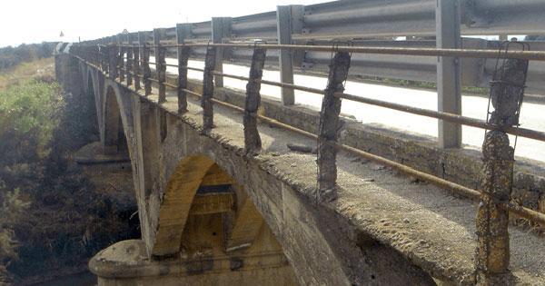 INFRASTRUTTURE - Ponte sul Gornalunga, 3 milioni per riaprirlo