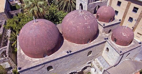 Beni culturali, si chiude il cantiere nella chiesa di San Giovanni degli Eremiti