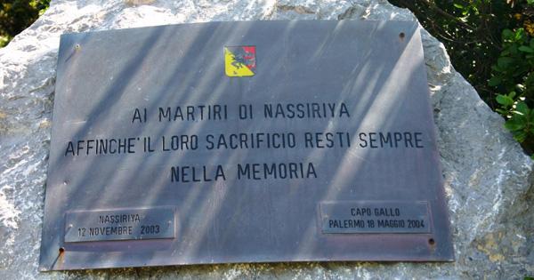 COMMEMORAZIONI - Nassirya, il ricordo di Musumeci 16 anni dopo