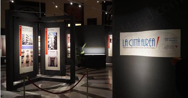 BENI CULTURALI - Città aurea, inaugurata mostra a Catania