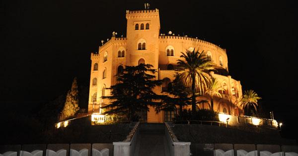 PALERMO - Castello Utveggio, pronto il progetto di recupero
